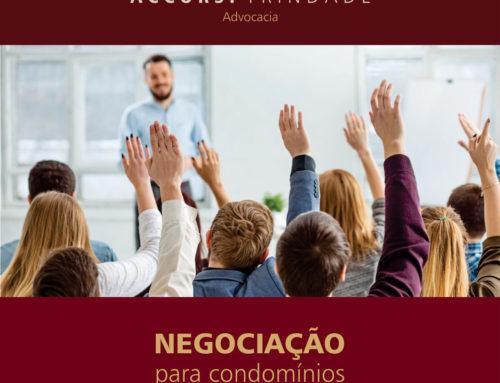 Negociação em condomínios – resumo evento Live
