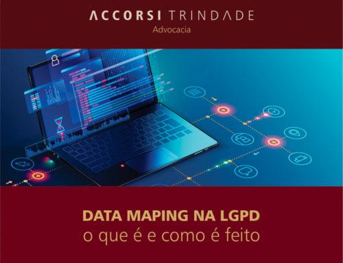 Data Mapping na LGPD – o que você precisa saber