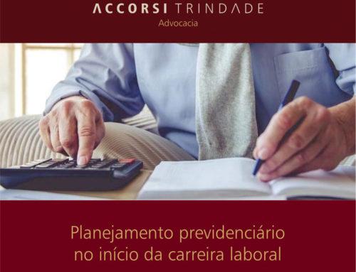 Benefícios do planejamento previdenciário no início da carreira laboral