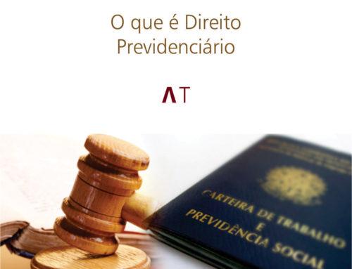 O que é Direito Previdenciário?