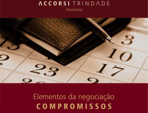Os 7 elementos da negociação: compromissos