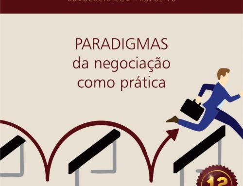 Paradigmas da negociação enquanto prática