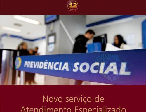 Novo serviço INSS – Atendimento Especializado