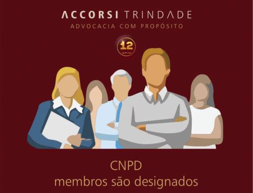 CNPD designa membros para conselho